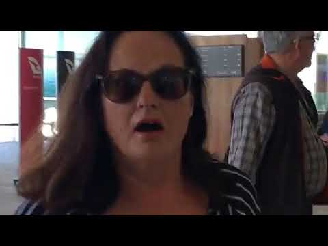 The Randy, Jamie and Jojo Show  - Daughter Surprises Mom at Airport for Her 60th Birthday