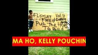 "FLIPSET FRED "" PUT DA HOES TO BED "" VOL.8 INTRO  FEAT. KELLY POUNCHIN & MINI CAT"