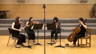 Dvorak String Quartet No.12 Op.96 in F Major 2nd movement