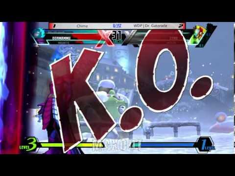 MAXOUT 1182014  Ultimate Marvel vs. Capcom 3 Top 6