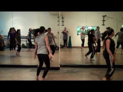 Bollywood Grooves Monday Course - Love Mera Hit Hit Part 3 - Minila Shah