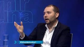 César Silva arquitecto, urbanista y ambientalista en Vladimir A La 1 (5/5)
