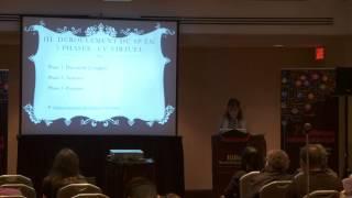 Cynthia EID : «Le CV vidéo : un outil d'apprentissage/enseignement...»