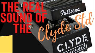 Fulltone Clyde Standard Wah Review - How good does it sound?!