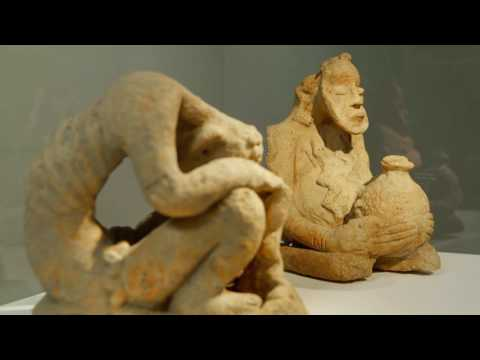 Ancient Mande Treasures - Bruneaf / Cultures exhibition