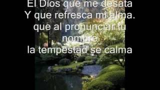 dios tu eres mi sustento