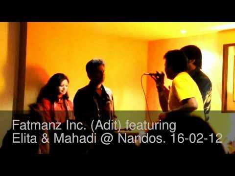 Hridoy Jurey : Fatmanz Inc. (Adit) feat Elita & Mahadi @ Nandos, Dhaka, Bangladesh; Feb 16,2012