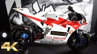 2019 SUPERBIKE SHINDEN MUGEN Electric TT Zero - 無限 神電 2019 - Tokyo Motorcycle Show 2019