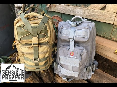 Timber Wolf and Slingshot Pack Review   Roaring Fire Gear