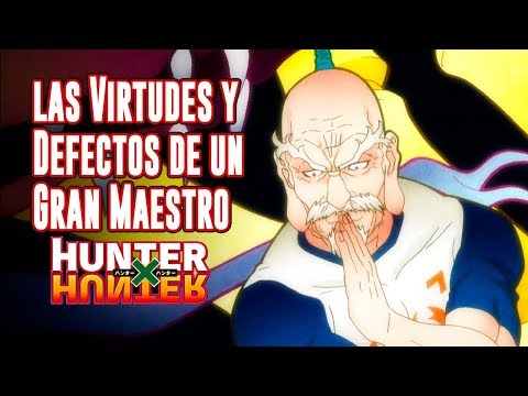 Netero y la CÚSPIDE del Guerrero y el POTENCIAL HUMANO | Hunter X Hunter Análisis