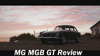 1966 MG MGB GT Review (Forza Horizon 4)