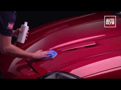 How to use Autoglym Extra Gloss Protection