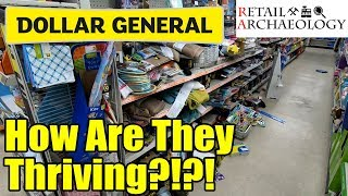 Dollar General: How Are They Thriving?!?! | Retail Archaeology