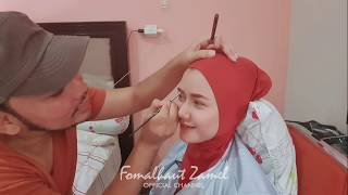 TUTORIAL MAKE-UP BY FOMAL FIKOH