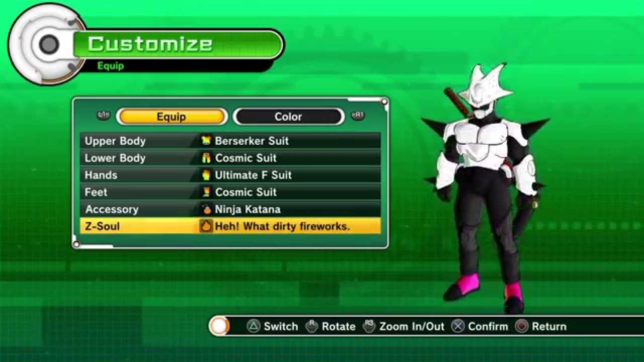 Build Pvp Xenoverse  Ef Bf Bd