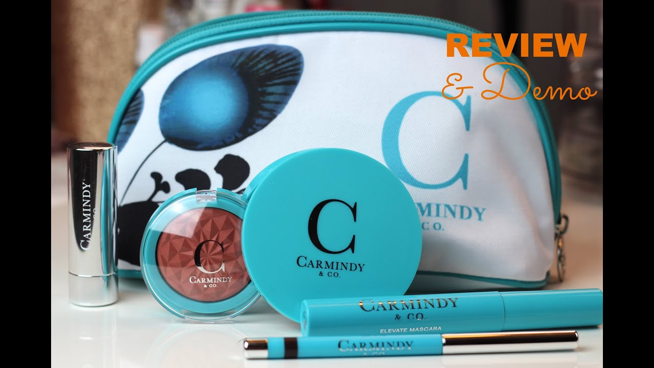 Carmindys 5 minute face kit review demo bailey b youtube baditri Choice Image