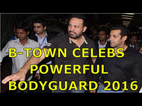 6 Powerful Bodyguards Of B-Town Celebs