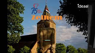 Expositie 75 jaar bevrijding Zelhem met Bert Schieven (27-07-2020)