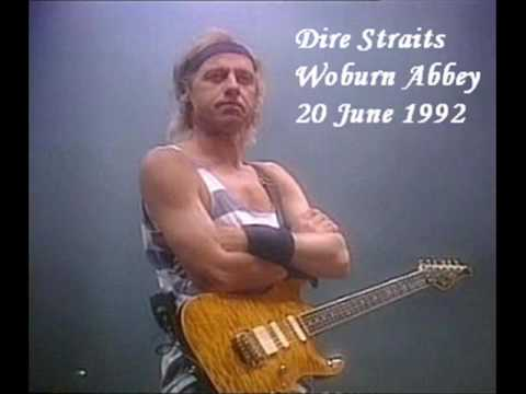 Dire Straits - Heavy fuel [Woburn Abbey -92]