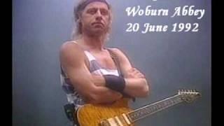 Dire Straits - Heavy fuel [Woburn Abbey -92]
