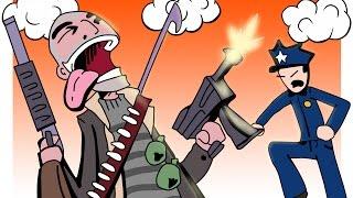 ГТА СЕРИАЛ МАФИЯ 2 Серия Gta San Andreas Multiplayer Смешные моменты САМП SAMP Монтаж