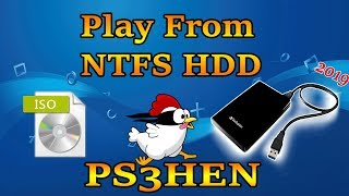 Play PS3 Game ISO On NTFS HDD PS3HEN 2019