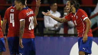 Video Gol Pertandingan Chile vs Venezuela