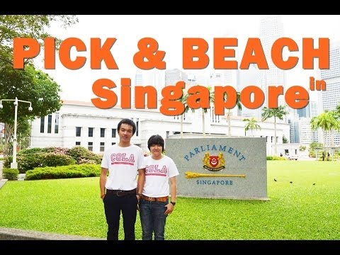 Pick and Beach in Singapore