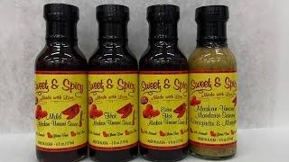 """Sweet & Spicy Alaskan Umami """"madarin Sesame Vinaigrette & Marinade"""" Review"""
