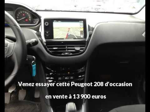 offre de peugeot 208 1 6 e hdi fap business pack 5p de 2013 en vente castres youtube. Black Bedroom Furniture Sets. Home Design Ideas