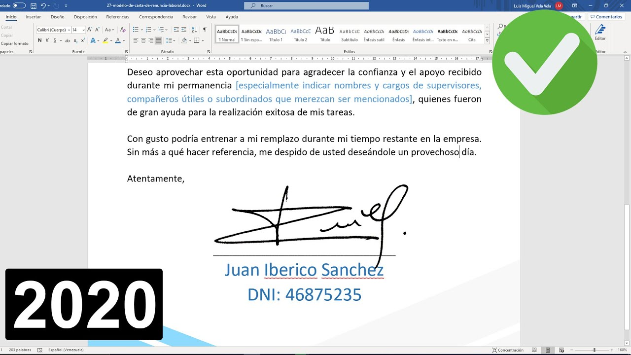 Como Hacer Una Firma Digital En Word Youtube