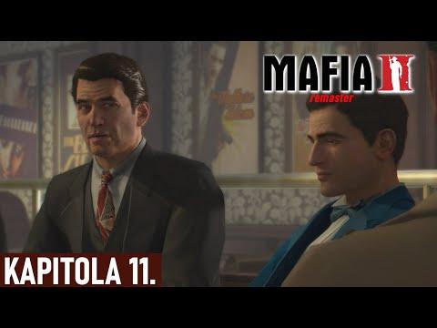 PŘÁTELÉ SI MAJÍ POMÁHAT... [KAPITOLA 11 - Mafia II Remaster]