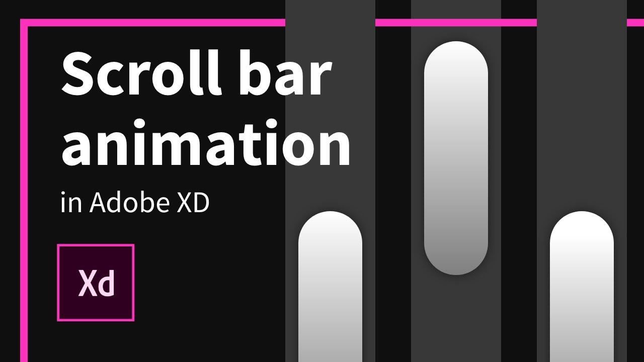 Adobe Xd Scroll Animation