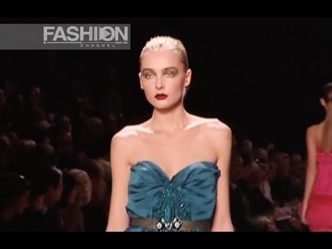LANVIN Spring Summer 2008 Paris – Fashion Channel