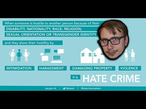 Hypocrisy from The Left and The State on Hate Crime | Glasgow Pride