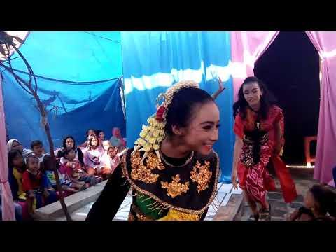 Tari jaipong sonteng (simple)