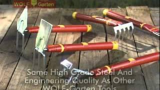 Wolf Garten Interlocken Garden Tools Overview