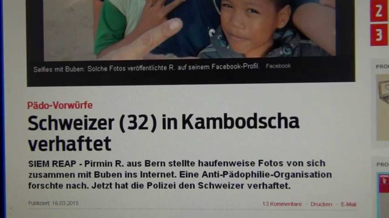 Switzerland`s Tradition of Childmolesting, Swiss Pedophiles, Schweizer Kinderficker & Contract K