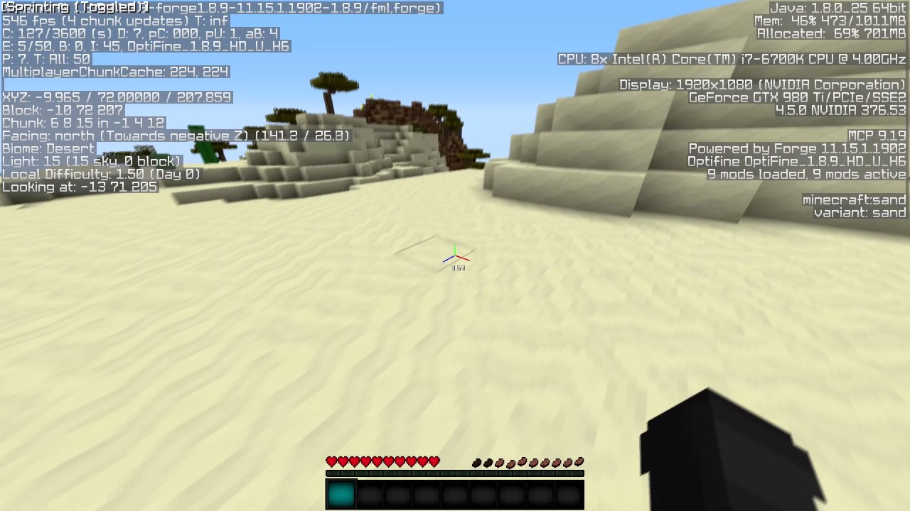 download minecraft 1.8 9 forge