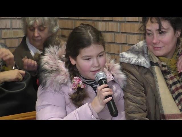 Ifj. Iványi Gábor Igehirdetése 2020.01.12. Megbékélés Háza Templom