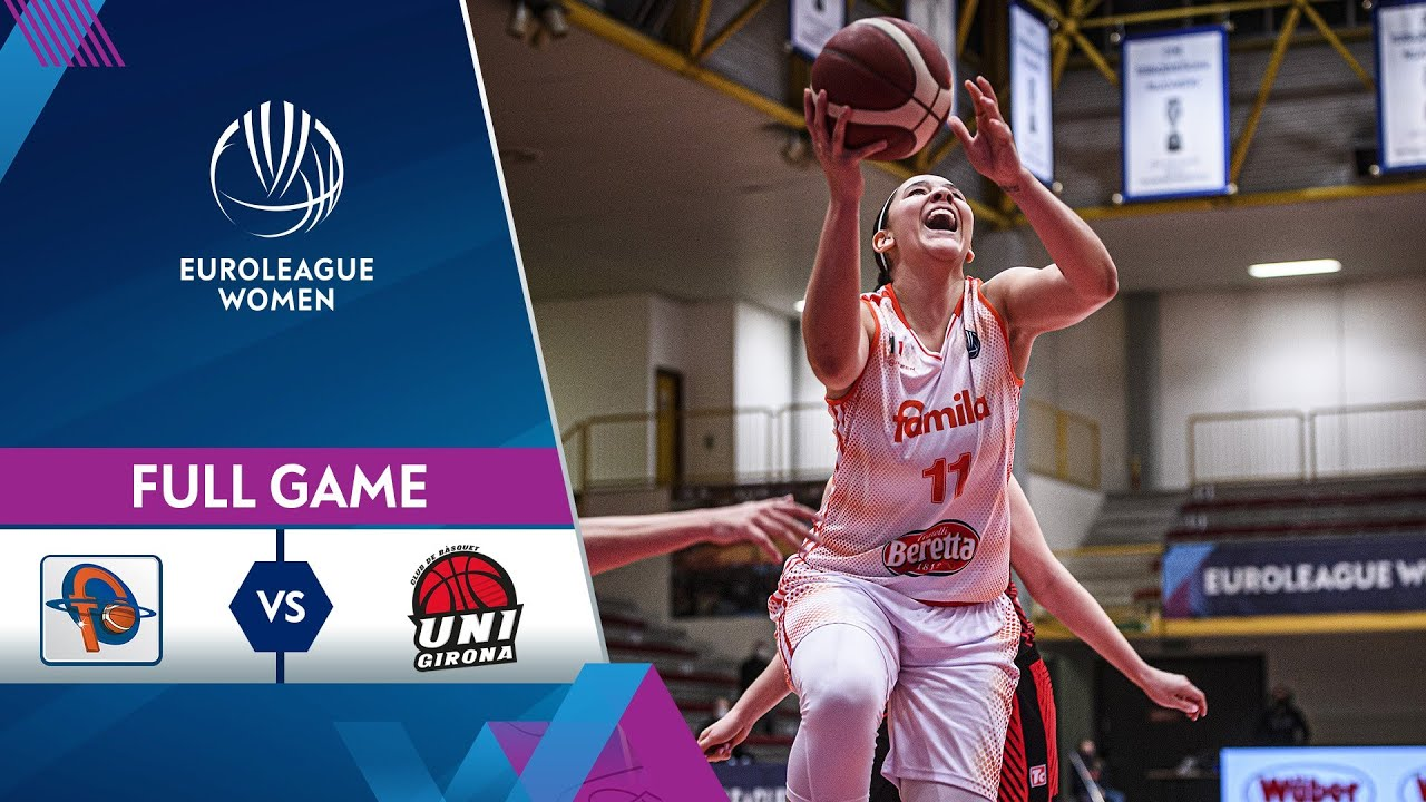 Beretta Famila Schio v Spar Girona | Full Game - EuroLeague Women 2020