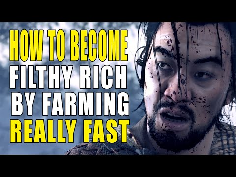 Ghost of Tsushima Infinite Supplies Glitch & Resources Farming Exploit | GameClubz