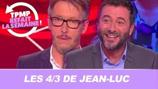 Les 4/3 de Jean-Luc Lemoine : le faux-cul de TPMP !