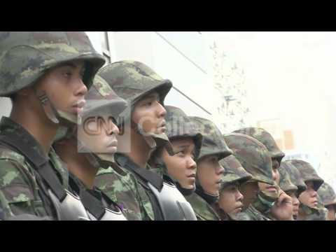 THAILAND: BANGKOK PROTESTS TURN DEADLY