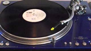 TEN CITY - RIGHT BACK TO YOU  (12 INCH VERSION NY MIX)
