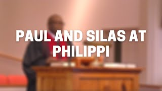Paul and Silas at Philippi