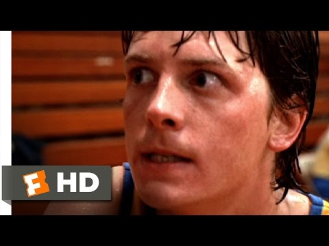 Teen Wolf 1985  Scott Growls for the Ball  110  Movies