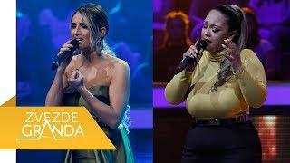 Nevena Stojanovic Nensi i Katarina Disic - Splet pesama - (live) - ZG - 18/19 - 04.05.19. EM 33