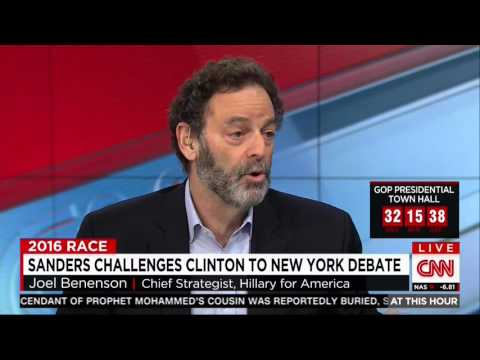 Senior Clinton Advisor Won't Commit To A New York Debate