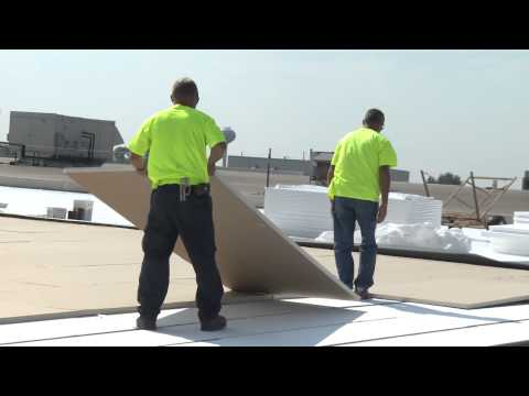 Industrial Roofing Services by Preferred Inc. Fort Wayne